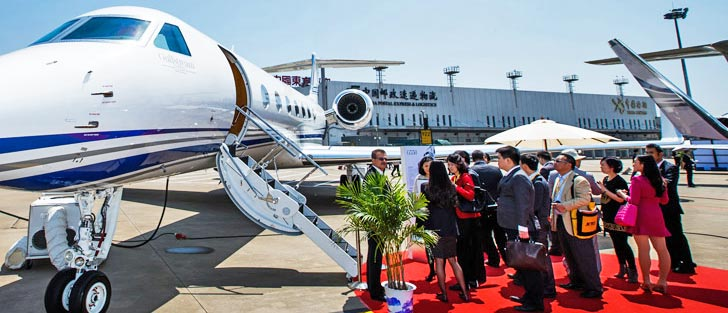 Anticipation Grows for Asia's Most Important Business Aviation Event: ABACE2017