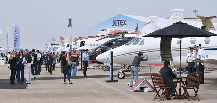 ABACE2017, Asia's Biggest Business Aviation Event, Opens in Two Months