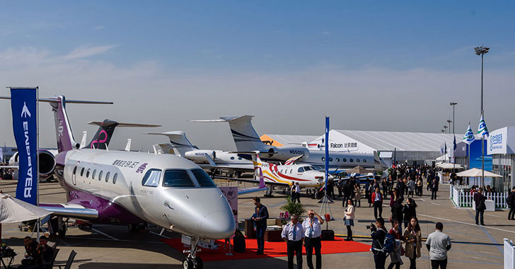 Asia's Biggest Business Aviation Event Opens Next Week