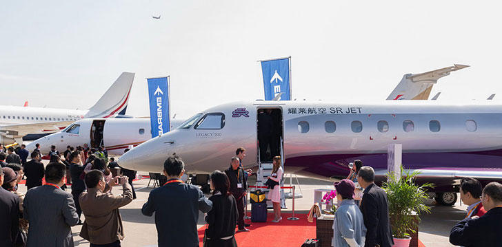ABACE is Preferred Venue to Introduce New Aircraft to Asian Markets