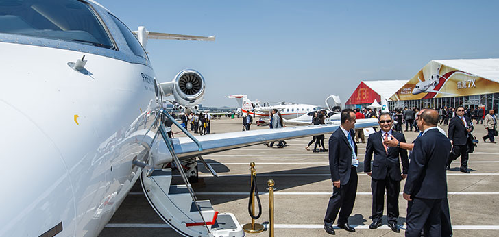ABACE2018: Asia's Best Business Aviation Event Lands in Shanghai Next Month