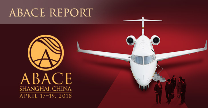 ABACE2018 Report
